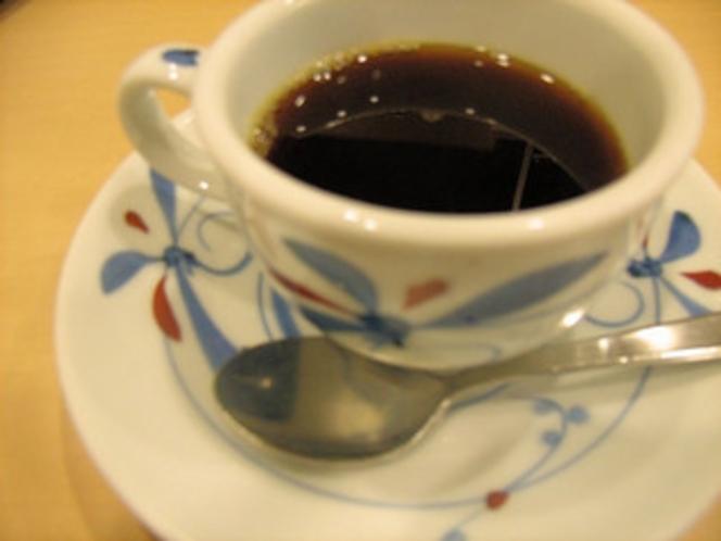 喫茶 砥部焼のコーヒーカップ