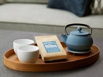 「nakamura tea factory」 1001/507 welcom tea