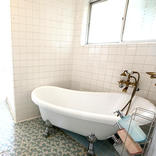 「ブルックリン」バスルーム