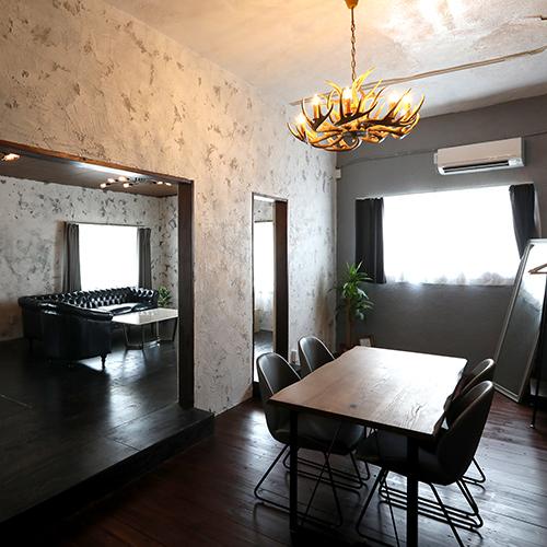 客室「アッシュトーン」75平米 禁煙
