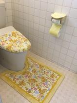 グランドフロアルーム(一階)トイレ