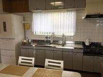 セカンドフロアルーム(二階)キッチン