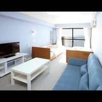 【平成30年1月・リニューアル】洋室★ベッドタイプのお部屋