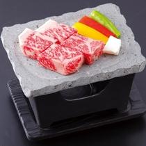 ◆知多牛石焼き