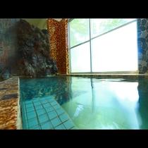 《男湯》天然鉱泉 湯沢温泉