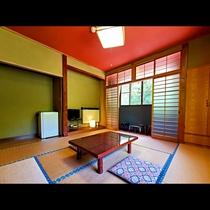 《6~8畳和室》ほっこり純和室