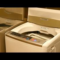 《館内》洗濯機2台設置しております。