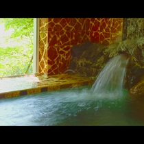 《女湯》天然鉱泉 湯沢温泉