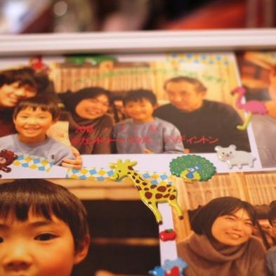 【キッズ記念日】記念日写真は思い出のコラージュで【三世代オススメ・お子様歓迎】