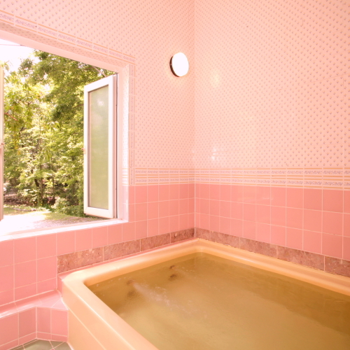 500本館風呂