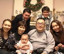 3世代家族旅行