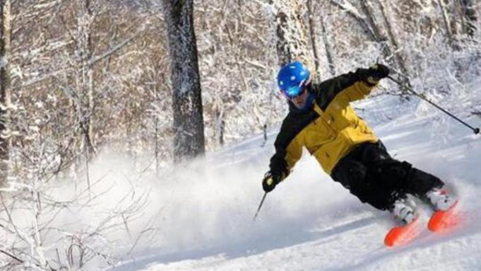 【斑尾全山共通リフト1日券付】朝食バイキング!21時までチェックインOK!基本スキープラン(朝食付)