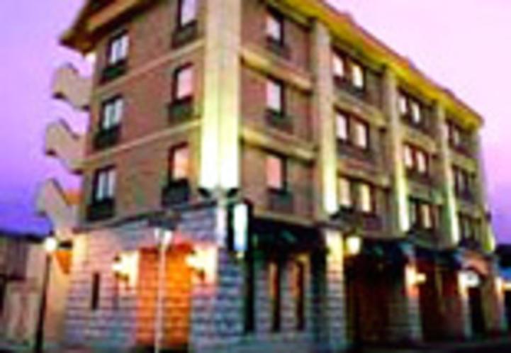 アネックスプリンセスホテル外観