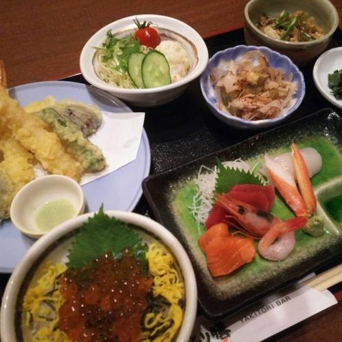 北海道食材満載プラン夕食