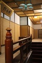 文化財棟 2階廊下