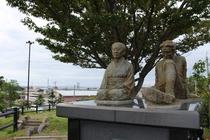 小説「津軽」の造 記念館