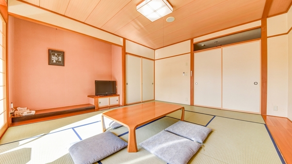和室10畳*トイレ付(禁煙)