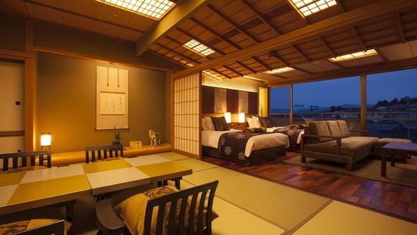 【デラックス】天祥の館 2ベッドルーム付スイート 360号室