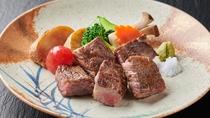 追加お料理 サイコロステーキ(イメージ)