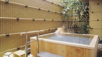 白雲南館【温泉露天風呂付洋室】339号室(洋室・トイレ付)禁煙