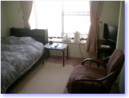 シングル洋室4.5畳