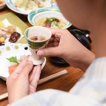 *【夕食】飛騨牛の味しゃぶはもちろん、岐阜のブランド豚・瑞浪ボーノポーク味しゃぶもございます★