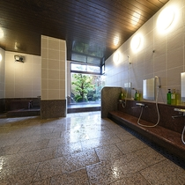*【温泉大浴場】滞在中はいつでもお好きな時間にご入浴いただけます♪