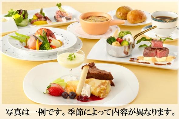 【朝・夕食付】『ミラーチェ』のディナーコースと朝食付♪