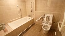 ユニバーサルツイン、ラグジュアリーユニバーサルツイン - バスルーム
