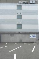 平面駐車場完備