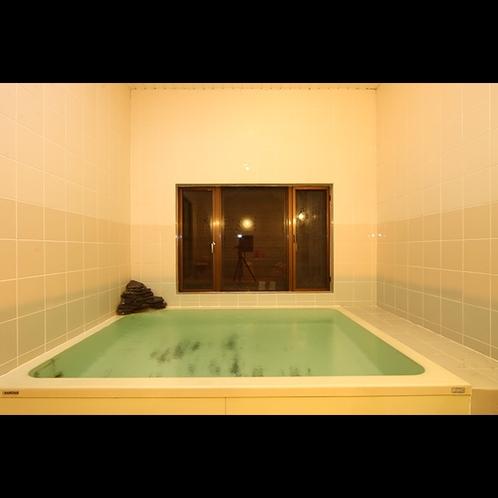 お風呂は貸切☆のんびり手足を伸ばしてご入浴いただけます