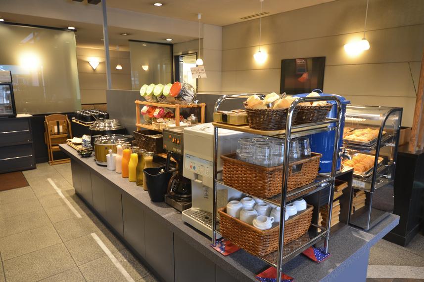 レストラン(朝食)AM7:00〜AM9:15