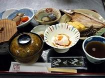■朝食 和食一例