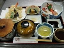 ■夕食付プラン ◆おすすめ和定食