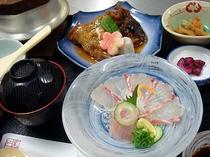 ■夕食付プラン ◆来島の鯛づくし