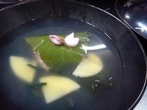 ■夕食付プラン ◆会席料理 料理一例