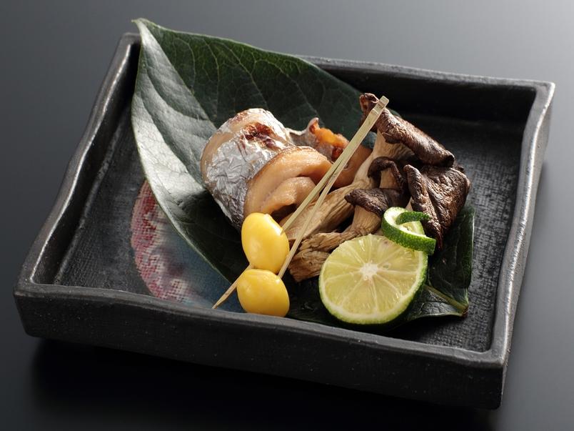 たち魚柚香焼き