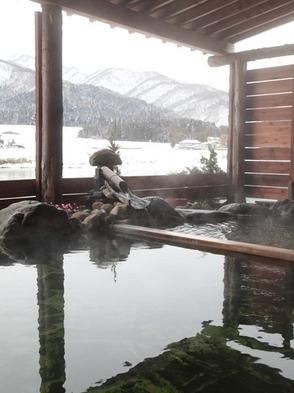 【夏秋旅セール】13時チェックアウト♪貸切露天風呂付きでお得に越後グルメ旅!