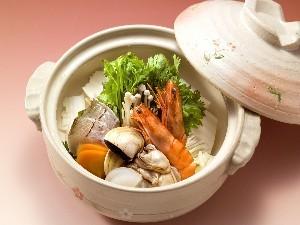 日本海海鮮鍋