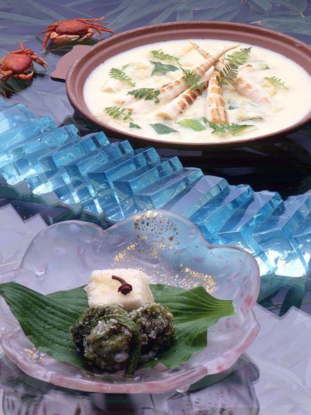 春の山菜 旬彩料理