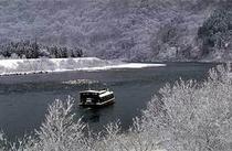 雪見の舟下り