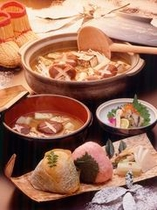 阿賀の郷土料理