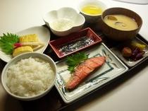 清瀧の朝食1