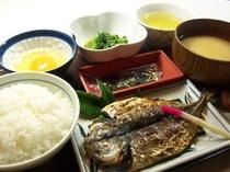 清瀧の朝食2