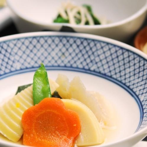 夕食_野菜の煮物