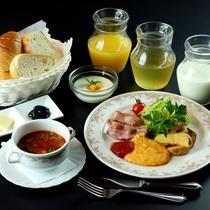 朝食(4)