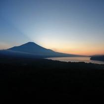ドローン富士山(1)