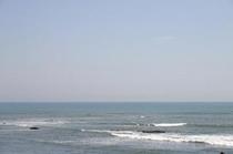 波の静かな平磯海水浴(車で6分)