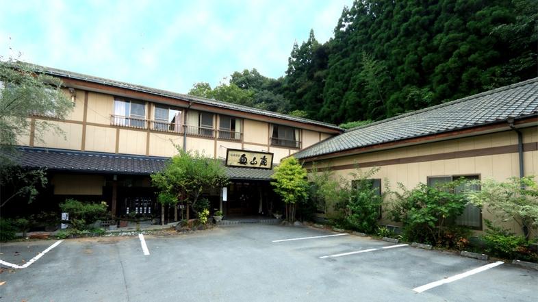 平山温泉 奥山鹿温泉旅館