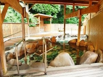露天風呂 大浴場